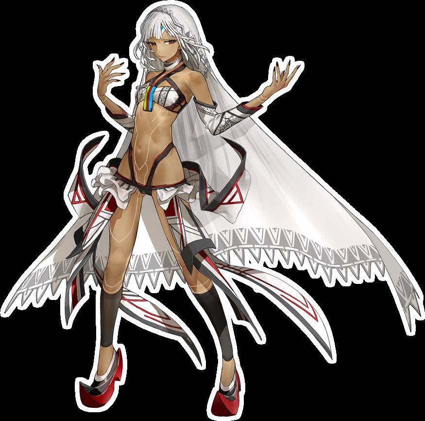 アルテラはエクステラ仕様の世界特攻とティアドロップフォトンレイを手に入れてきてくださいよ[FGO]あ、ラーヴァちゃん霊衣でもいいです
