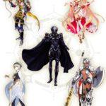 謎のサーヴァント!真名や如何に![Fate/Grand Order -Cosmos in the Lostbelt- 第2部第5章配信時期告知映像]神を撃ち落とす日