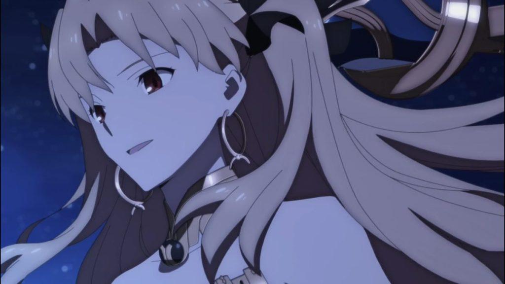 基本、夜のイシュタルはエレちゃん。ちゃんとちょっと声の演じ方が違うんだね。[FGOアニメ Fate/Grand Order -絶対魔獣戦線バビロニア-]Episode 6まとめ アナちゃん牛若丸がかわいい それ以上必要か?