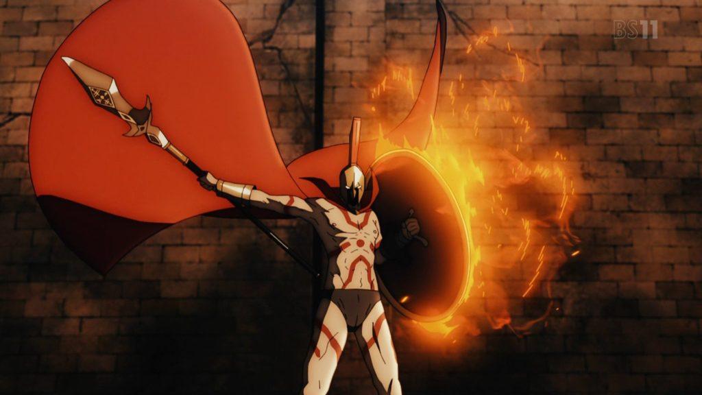 画像付きまとめ!モーラン・ラベ来たりて取れレオニダス[FGOアニメ Fate/Grand Order -絶対魔獣戦線バビロニア-]Episode 8バビロニアハイライトの一つに上がるであろう名シーン