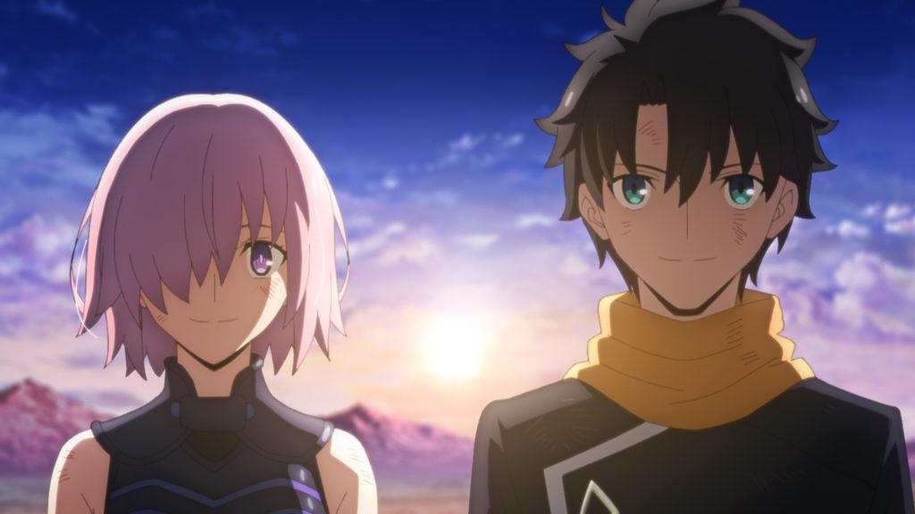 Grand Order[FGO TVアニメ「Fate/Grand Order -絶対魔獣戦線バビロニア-」Episode 21 Twitterまとめ
