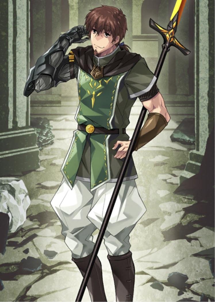 ヘクトールの強さはどう表現していいか困る[FGO]トロイアにおいては最強の戦士