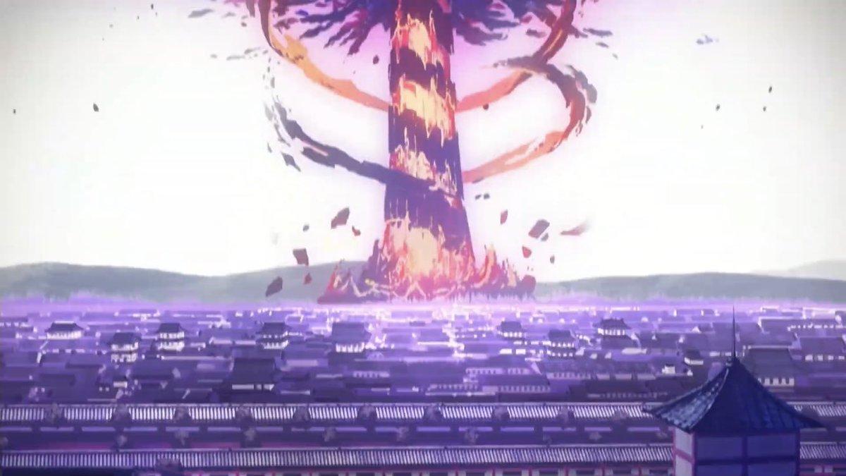 あれ空想樹だよね、CMから読み解くマスター達のストーリー予想[FGO地獄界曼荼羅 平安京 轟雷一閃]