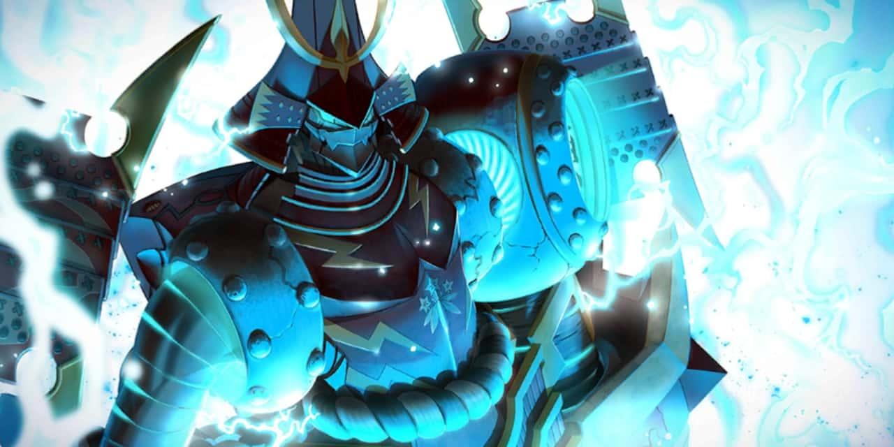 FGOゴールデン・ヒュージ・ベアー号 [摂津式大具足・熊野] 遥かな海の彼方より漂着せし巨いなる器、その欠片。彼方とは?