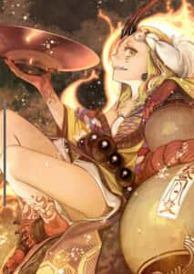 FGO渡辺綱が聖杯を使ってでも蘇らせたいと願った茨木童子の母を絆礼装テキストを交えて考察 誰を責めればいい?誰も責めてはならない
