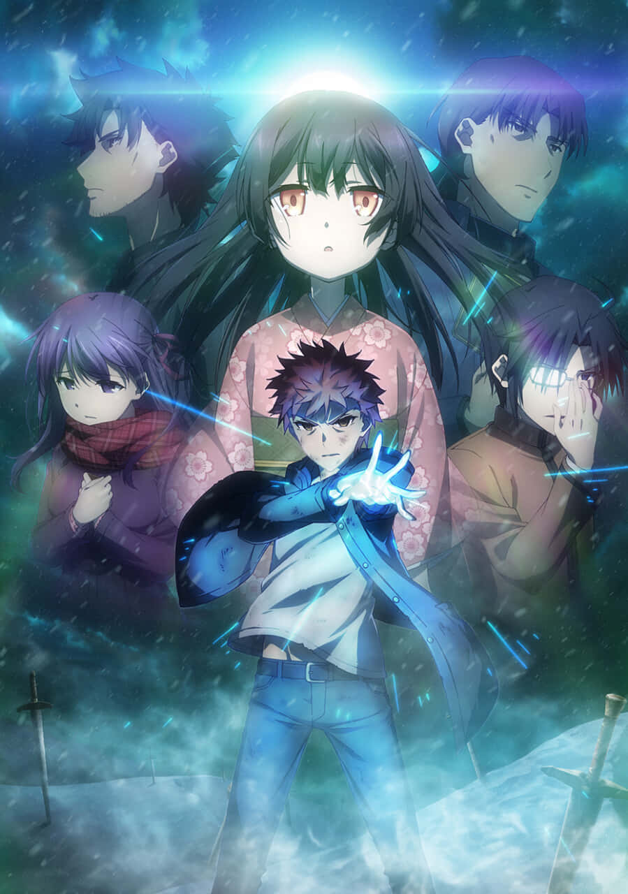 Fate/kaleid liner プリズマ☆イリヤ 雪下の誓いBD版で作画が滅茶苦茶よくなってる!