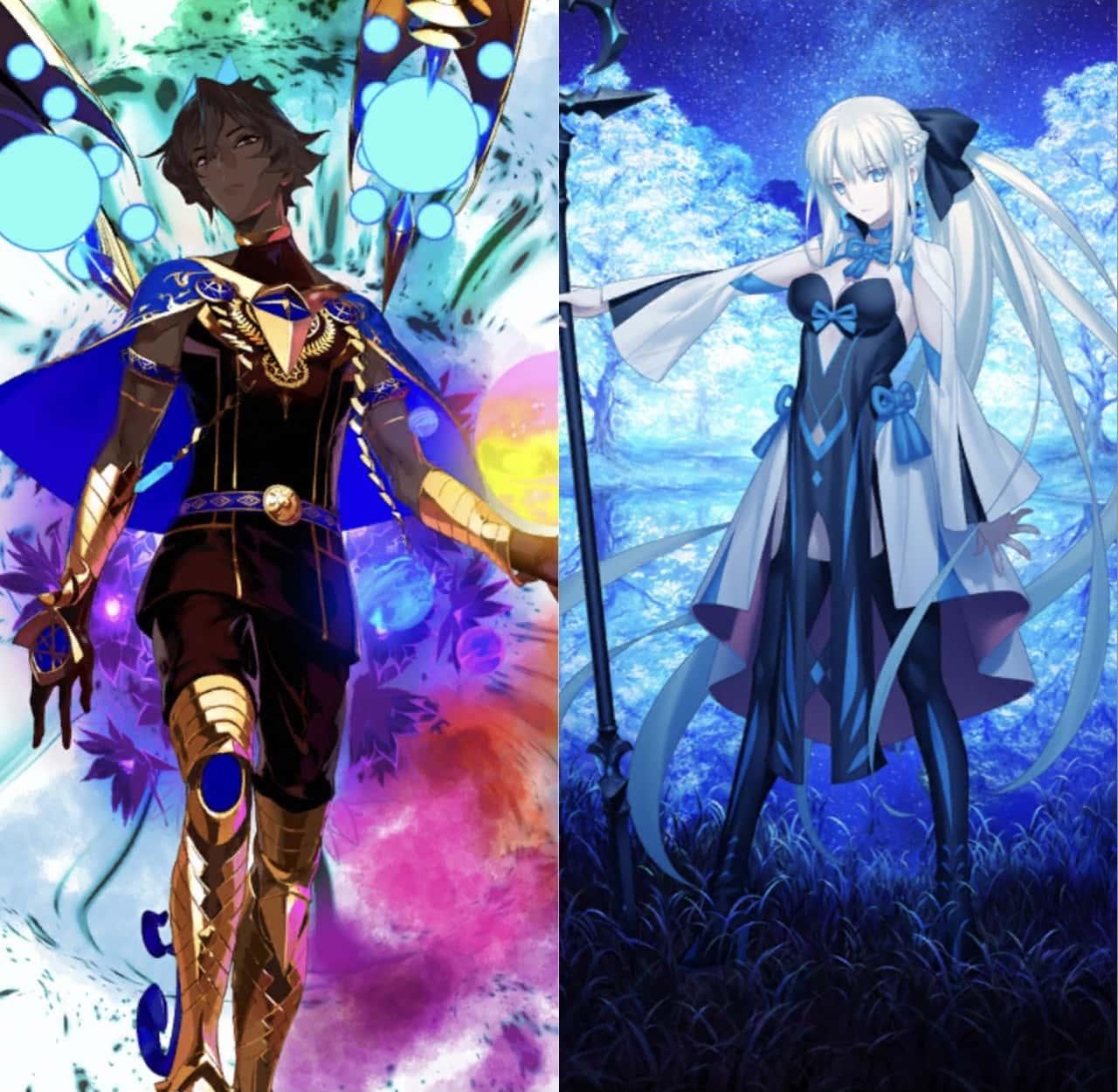 Fate/Grand Order バーサーカーBuster宝具なので神ジュナと比較されがちなモルガン、実際の性能はどう?